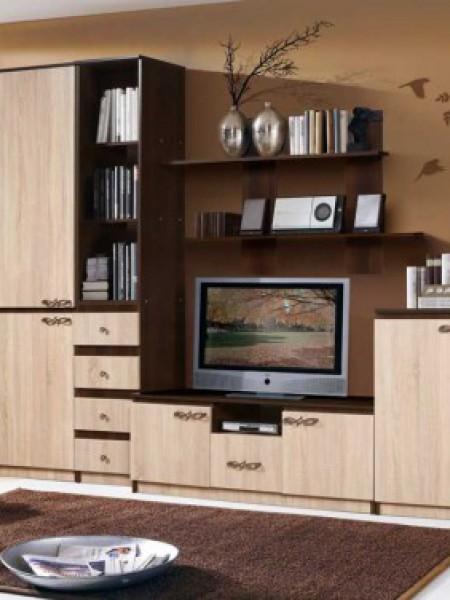 Модульная мебель для гостиной «Палермо»