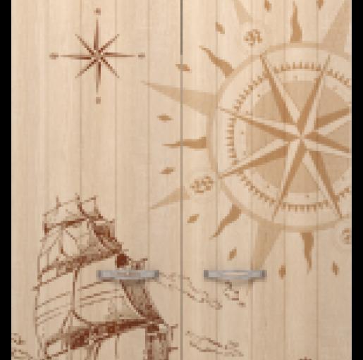 Шкаф для одежды 01 «Квест»