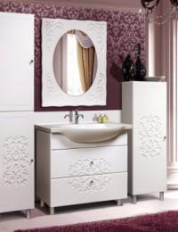 Мебель для ванной комнаты «Нежность»