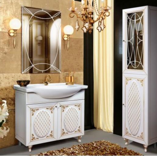 Мебель для ванной комнаты «Розалия»