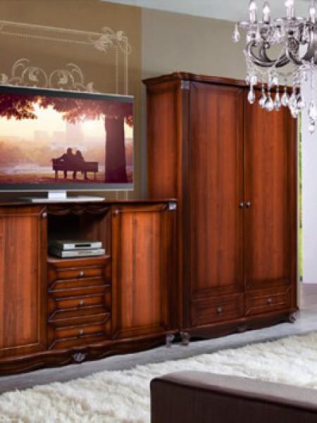 Модульная мебель для гостиной «Баккара»
