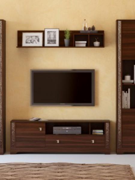 Модульная мебель для гостиной «Неаполь»
