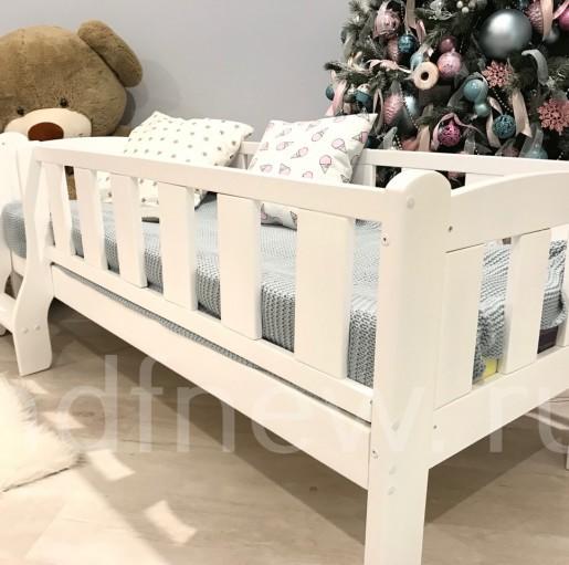 """Детская кровать MDF """"Базис"""""""