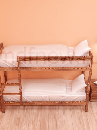 """Кровать двухъярусная MDF """"Эконом"""""""