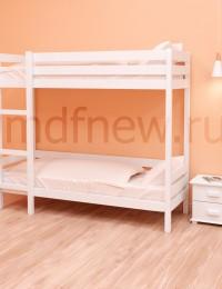 """Кровать двухъярусная MDF """"Эверест"""""""