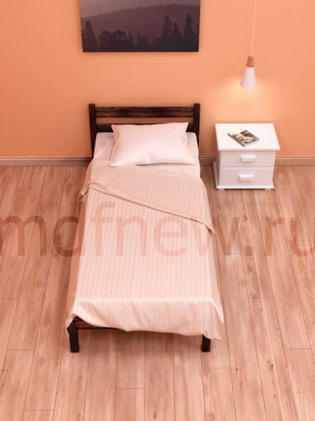 """Кровать односпальная MDF """"Классик"""""""