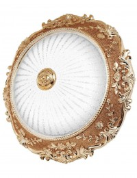 Настенный светодиодный светильник Silver Light Louvre 828.34.7