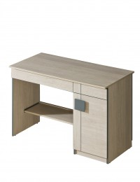 стол письменный G6 серый
