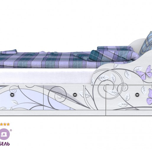 Кровать «Леди-3-1»