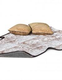 Комплект мягких элементов «Корсар» (покрывало+подушки 2 шт.)