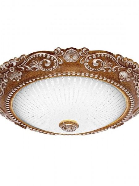 Потолочный светодиодный светильник Silver Light Louvre 833.34.7
