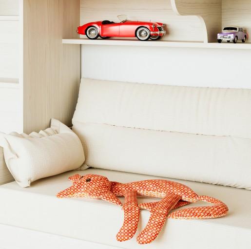 Малая подушка для кровати Кембридж