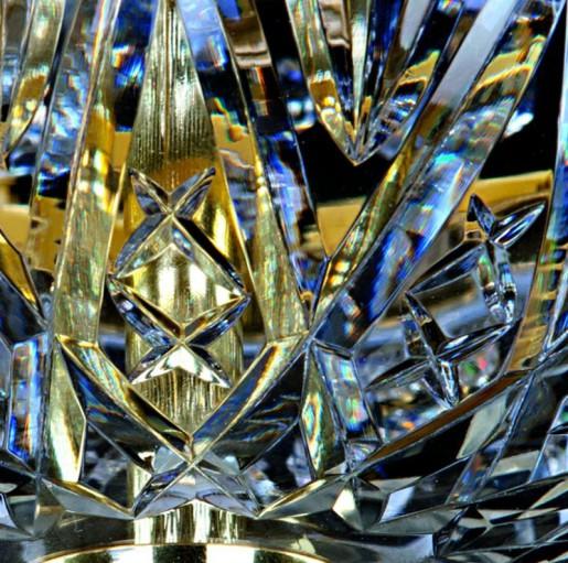 Хрустальный светильник Artglass серия ALBINA II