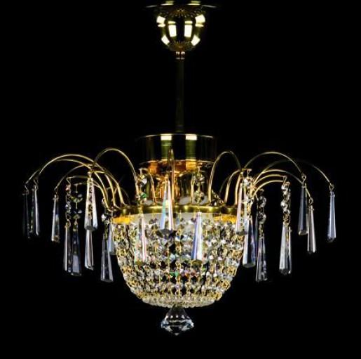 Люстра Artglass Amalie I (Амалия 1)