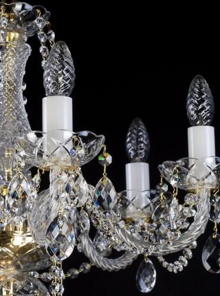Хрустальный торшер Artglass серия CANDY FL