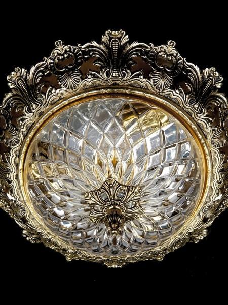 Хрустальный светильник Artglass серия CHARLIZE 390