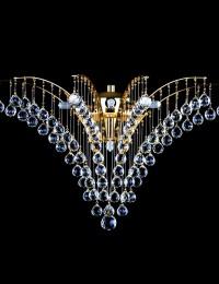 Хрустальное бра Artglass серия CONSUELA WL