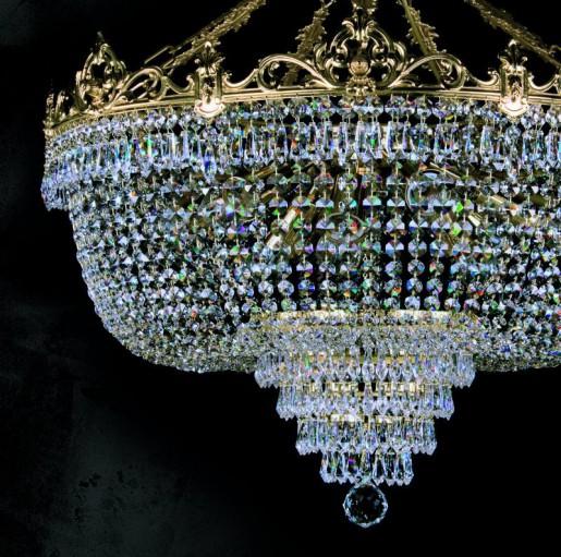 Хрустальный светильник Artglass серия CORINA III