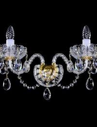 Хрустальное бра Artglass серия CR 0004-02-20 WL