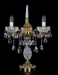 Латунная настольная лампа Artglass серия CR 0006-03-20 TL
