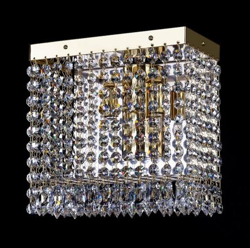 Хрустальное бра Artglass серия FIDELIE 220x220 WL