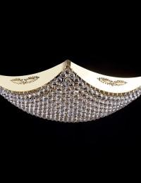 Хрустальный светильник Artglass серия FIONA 700x700