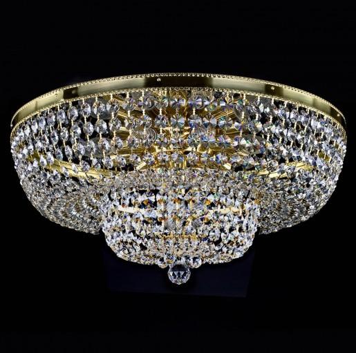Хрустальный светильник Artglass серия GERTA dia. 600