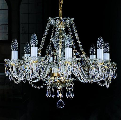 Хрустальная люстра Artglass серия HAMINDA VIII