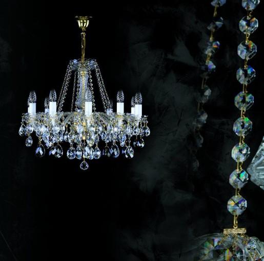 Хрустальная люстра Artglass серия HEIDI X