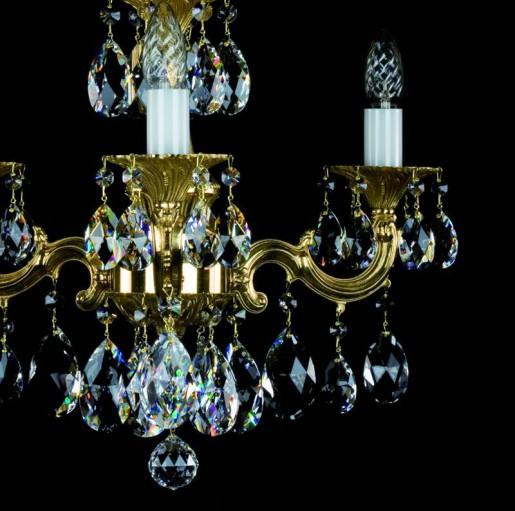Люстра Artglass серия JARMILA III