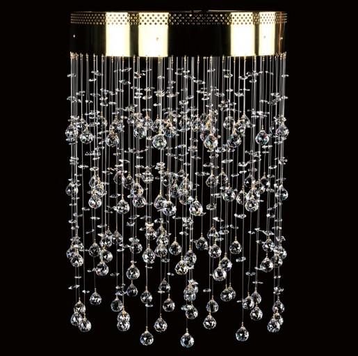 Хрустальный светильник Artglass серия JENNIFER