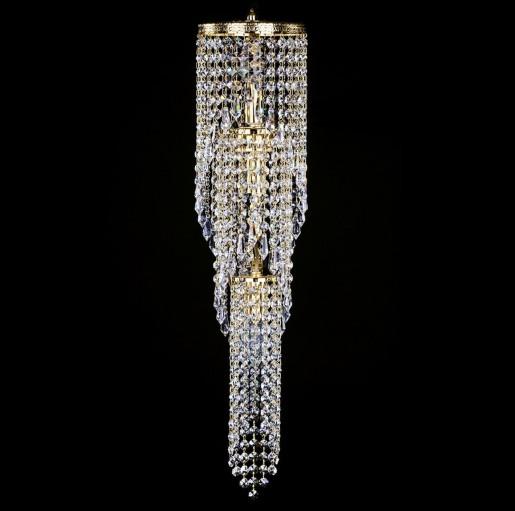 Хрустальный светильник Artglass серия KAMILA drops WL
