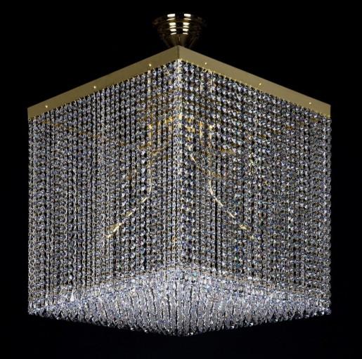 Хрустальный светильник Artglass серия LEANDRA 500x500