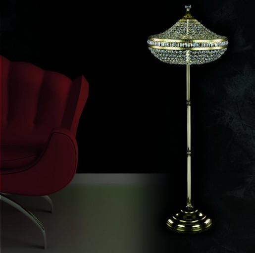 Хрустальный торшер Artglass серия LILY FL