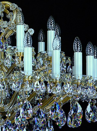 Хрустальная люстра Artglass серия MARIA TEREZIA 37