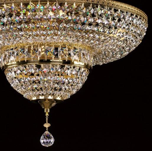 Хрустальный светильник Artglass серия MARIE