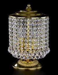 Хрустальная настольная лампа Artglass серия MARRYLIN II. TL