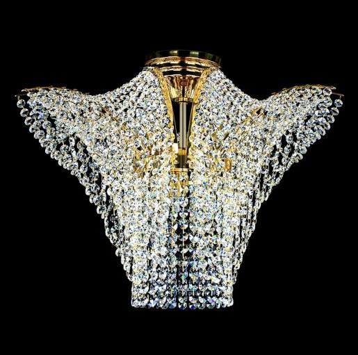 Хрустальный светильник Artglass серия MELANIE dia. 550x300