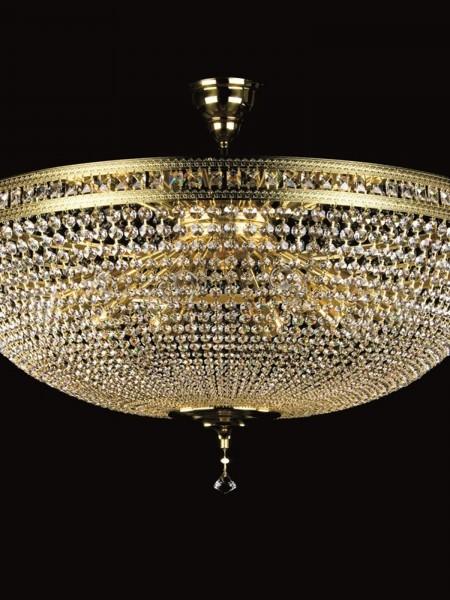 Большой хрустальный Artglass серия MILADA dia. 1000