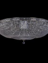 Хрустальная люстра Artglass серия MILADA dia 2000 Nickel