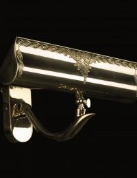 Бра латунное Artglass серия NOEMI II. WL