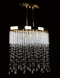 Хрустальный светильник Artglass серия NORICA III