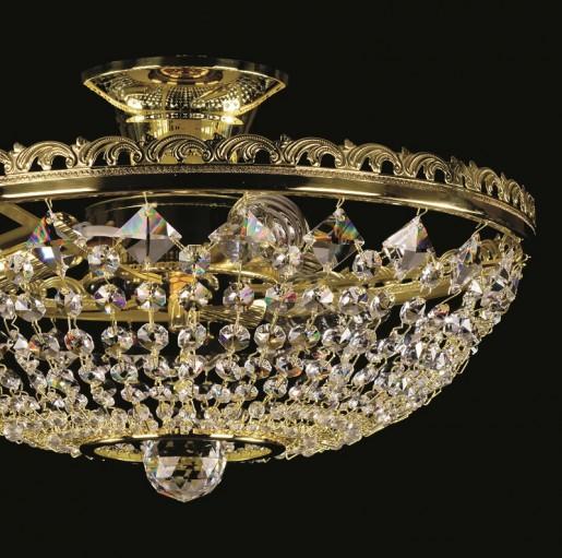 Хрустальный светильник Artglass серия NORMA I
