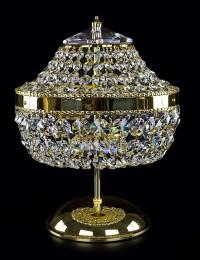 Хрустальная настольная лампа Artglass серия PENNY TL