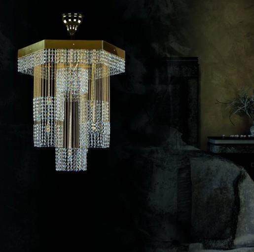 Хрустальный светильник Artglass серия PETRONELA