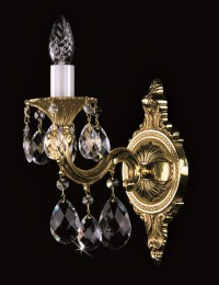 Бра латунное Artglass серия SARKA I. WL