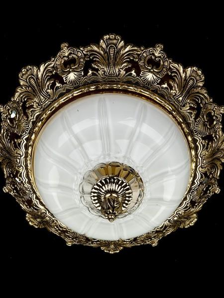 Хрустальный светильник Artglass серия SHARLEEN 320 Opal