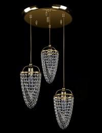 Хрустальный светильник Artglass серия SMALL GAME 03-03