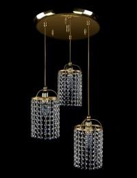 Хрустальный светильник Artglass серия SMALL GAME 05-03 CE
