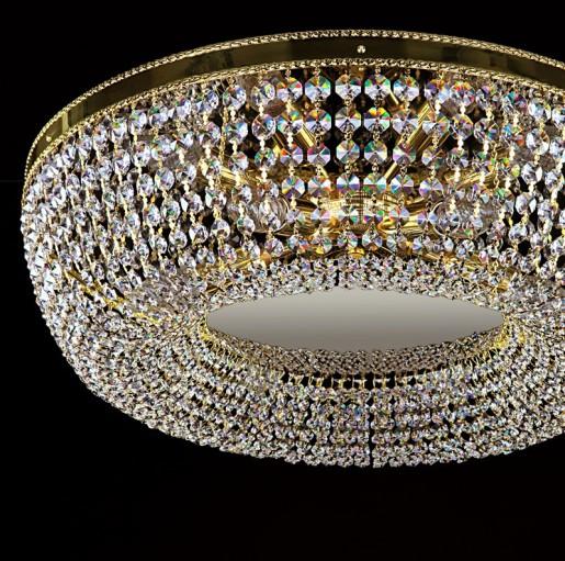 Хрустальный светильник Artglass серия SOFIA DIA 550